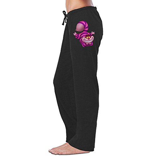 Alice In Wonderland Minecraft (Z-Jane Alice in Wonderland Sweatpants Running Pants for Women Size L)