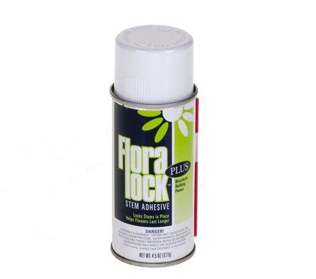 (LOMEY FLORALOCK 4.5 oz. Stem Adhesive (ORM-D) - REGULAR UPS)