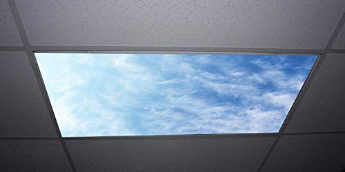 (Cirrus Clouds Skypanels - Replacement Fluorescent Light Diffuser)