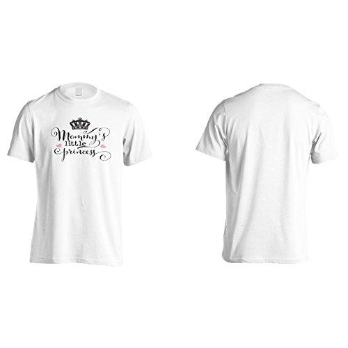 Mommys Kleine Prinzessin Herren T-Shirt n402m