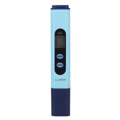 Hydroponics Aquarium EC Conductivity Tester Meter µS/cm Colemeter CB31