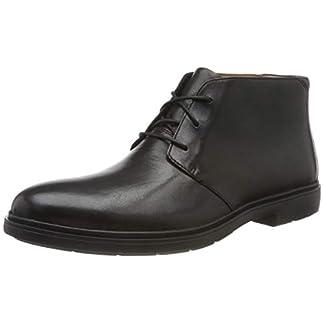 Clarks Men's Un Tailor Mid Chukka Boots 7