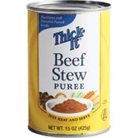 Precision Foods Beef Stew Thick-It Puree, 15Oz