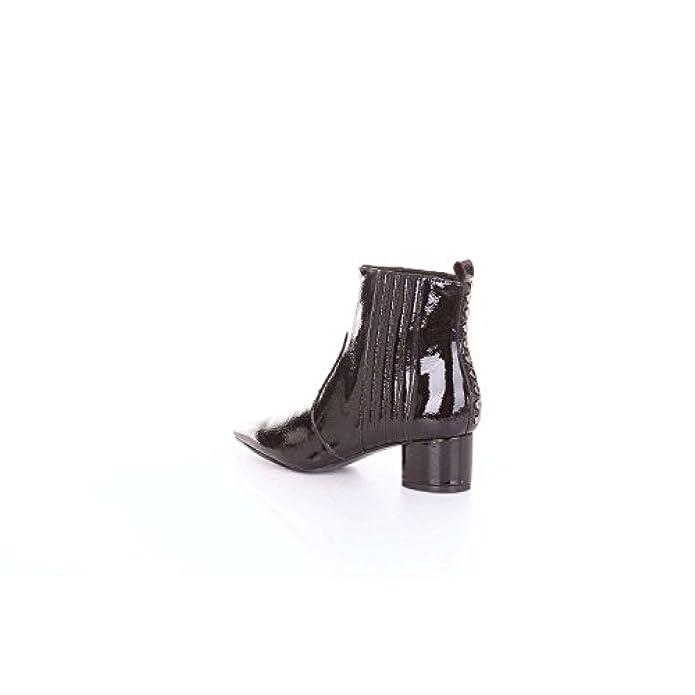 Kendall kylie Scarpe Donna Kklaila3-b Black Sv Pelle Tacco 5 Ai17