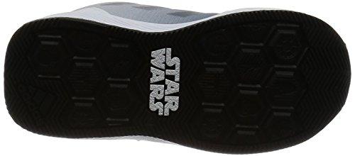 Adidas Star Wars EL i, Scarpe da Ginnastica Unisex – Bambini, Nero (Negbas/Gris/Ftwbla), 27 EU