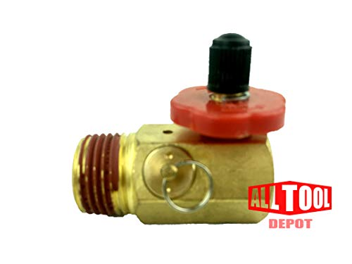 Air Tank Manifold air comrpessor portable air tanks with safety valve (1) ()