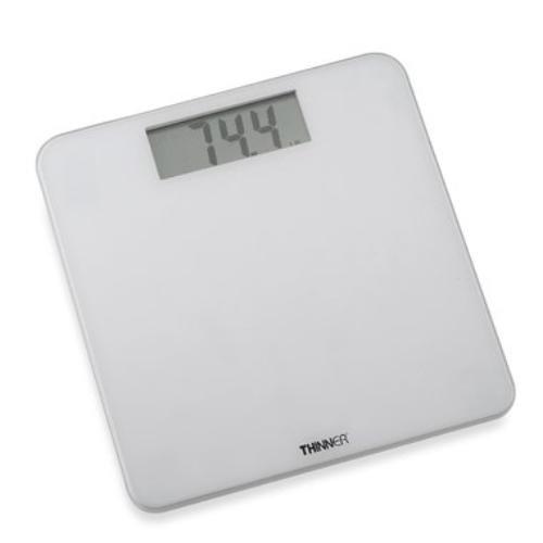 Conair TH321 th321- Thinner Digital Scale, White