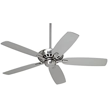 52 Quot Casa Vieja Journey Brushed Nickel Ceiling Fan