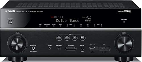 Yamaha TSR-7810 7.2 ch 4K Atmos DTS Receiver (Certified, used for sale  Delivered anywhere in USA