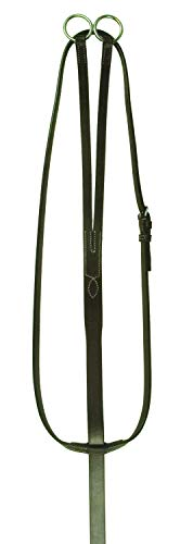 - GATSBY LEATHER COMPANY 283150 Running Martingale Havanna Brown, Horse