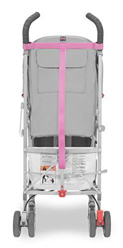Maclaren Passeggino Quest - Super accessoriato, leggero, compatto. Newborn Safety System™, compatibile con la Culla… 3