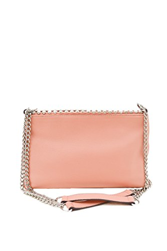 Love Moschino BORSA VITELLO PEBBLE Rosa