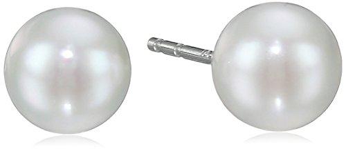 ality Akoya Cultured Pearl Earrings (5.5-6mm) ()
