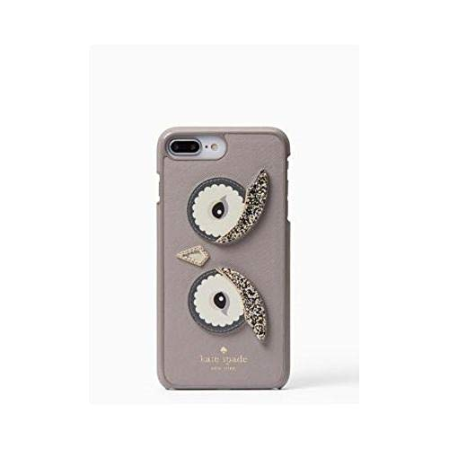 - Kate Spade York Owl Applique iPhone 8 Plus/iPhone 7 Plus Snap Case
