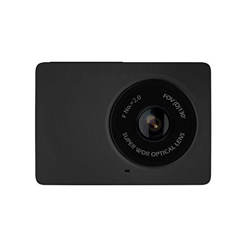 "YI Compact Dash Cam, 1080p Full HD Car Dashboard Camera with 2.7"" LCD Screen, 130° WDR Lens, G-Sensor, Night Vision, Loop Recording - Black by YI (Image #7)"