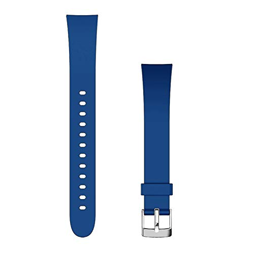DoSmarter Fitness Tracker Band, Sporty Adjustable Accessory Replacement Strap,Blue