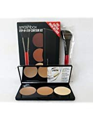 - SMASHBOX Travel Size Step-by-Step Contour Palette (0.21 Ounce/ 6 Gram)