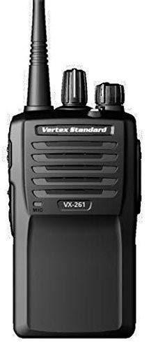 Motorola Original VX-261-G7-5 UHF 450-512 MHz AC128U501-MOT-NA Handheld Two-way Transceiver 5 Watts, 16 ()