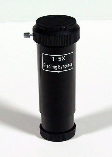 Telescope 1.5x Erecting Eyepiece 1.25 Diameter TwinStar