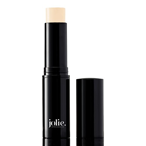 (Jolie Cosmetics Creme Foundation Stick Full Coverage Makeup Base (Soft Creme))