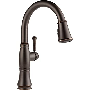 magnetic kitchen faucet delta cassidy single handle kitchen pull out faucet with 14093