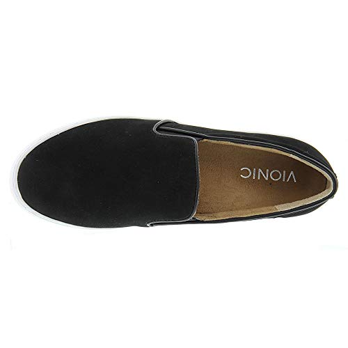 sandalias Zapatillas Negro Midi mujer VIONIC PwZEW