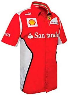 Camisa Replica Scuderia Ferrari Team F1 2012 Talla S: Amazon.es: Deportes y aire libre