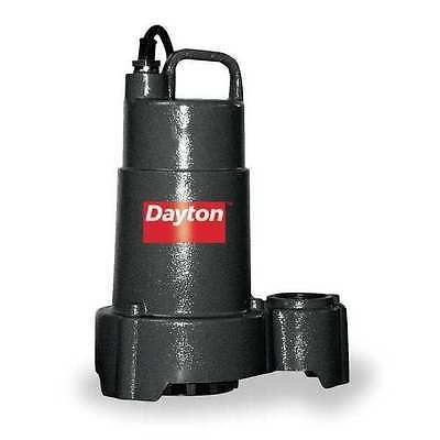 Dayton Sump Pump - Dayton 3BB75 Pump, Sump, 3/4 HP