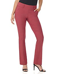 Women's Ease in to Comfort Fit Classic Bootcut Pant...