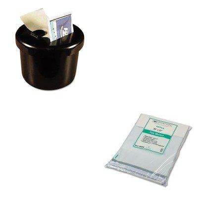 KITLEE40100QUA46200 - Value Kit - Quality Park Redi-Strip Poly Mailer (QUA46200) and Lee Ultimate Stamp Dispenser (LEE40100) by Quality Park