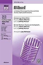 All Aboard! Choral Octavo Choir Arr. Jay Althouse pdf