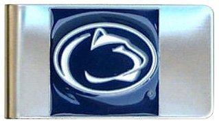 Penn St. Nittany Lions Steel Money Clip - Penn State Money Clip