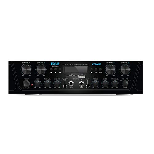 (Pyle Bluetooth Stereo Amplifier Receiver)