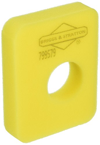 Briggs & Stratton 799579 Air Cleaner Foam Filter -