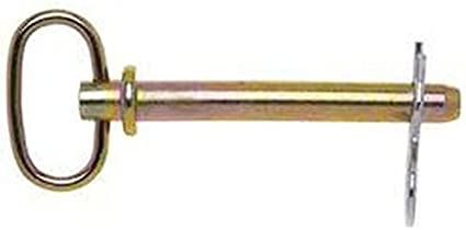 3//4 x 4-1//4 DOUBLE HH 25633 Zinc Plated Hitch Pin