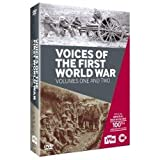 Voices Of The First World War Vol 1 and 2 [DVD]