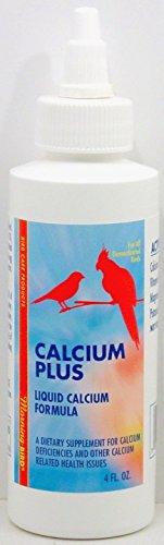 Morning Bird Calcium Plus Liquid (4 Fl. Ounce)