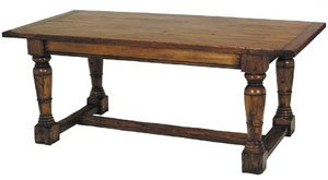 Mindi Small Refectory Table