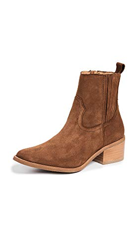 Buy womens chestnut suede boots