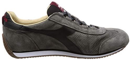 Sw Homme S C0103 Pour Equipe Heritage Rock black 18 Sneakers Femme Et Diadora Castle wqIB0H