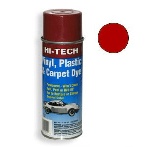 - Detail King Hi-Tech Red Vinyl Plastic & Carpet Aerosol Dye
