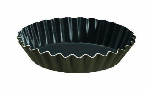 Tefal J0338102 Natura Jeu de 4 moules à Tartelettes de 11 cm