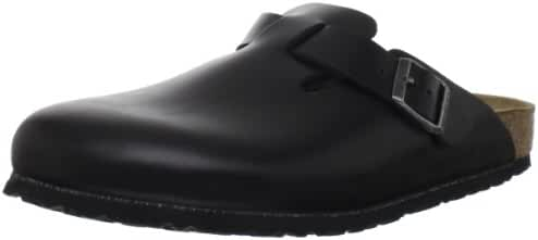 Birkenstock Unisex Boston Soft Footbed