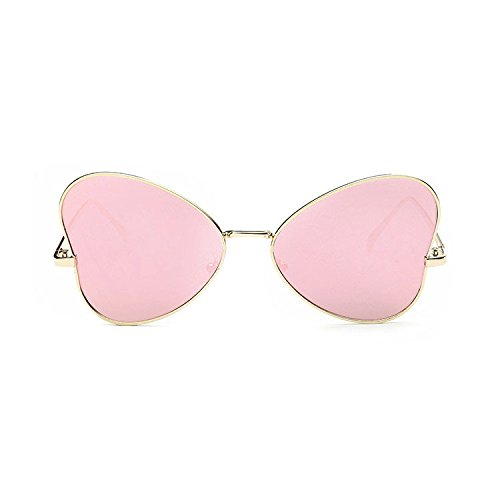 Aoligei Fashion tendance gros frame lunettes de soleil papillon rétro populaire style personnalité lunettes de soleil bOIHk8f7