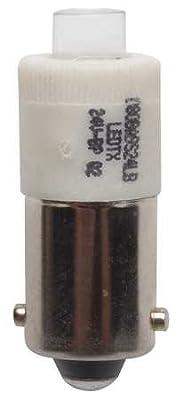Miniature LED Bulb, 10W, T2 1/2, 24V