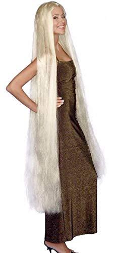 Long Rapunzel Wig (Forum Novelties Lady Godiva Wig - Rapunzel Wig - 60