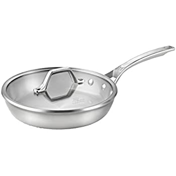 Amazon Com Calphalon Accucore Stainless Steel Skillet