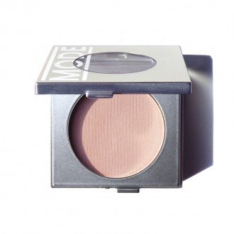 MODE Eyeshadow Absolute CHARM EFFECT (Matte Light Peach) Natural Pressed Powder Eye Shadow/Potent Color/Exceptional Wear/Skincare Benefits of Pink Peony/Areni Noir Wine Grape Extracts/Cruelty Free/USA -