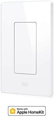Eve Light Switch Connected Bluetooth