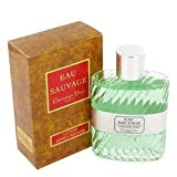 Eau Sauvage By Christian Dior For Men. Aftershave Balm 3.4 Oz